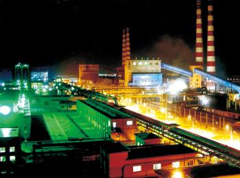 山西金业煤焦集团公司煤焦化工程