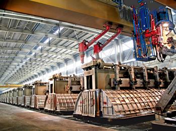 山西华泽铝电有限公司28万吨电解铝工程