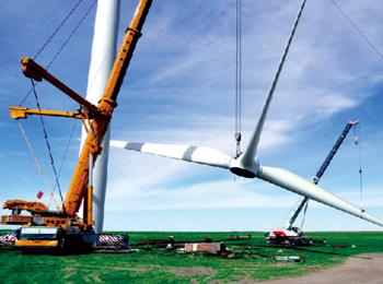 国电betway体育注册右玉风电项目三期工程