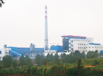 山西兰花集团自备电厂