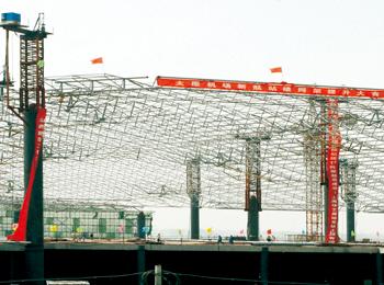 太原武宿国际机场新航站楼